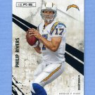 2010 Rookies and Stars Football #122 Philip Rivers - San Diego Chargers