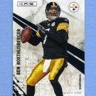 2010 Rookies and Stars Football #115 Ben Roethlisberger - Pittsburgh Steelers
