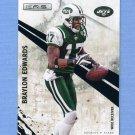2010 Rookies and Stars Football #100 Braylon Edwards - New York Jets