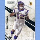2010 Rookies and Stars Football #083 Percy Harvin - Minnesota Vikings