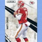 2010 Rookies and Stars Football #074 Matt Cassel - Kansas City Chiefs