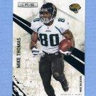 2010 Rookies and Stars Football #069 Mike Thomas - Jacksonville Jaguars