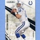 2010 Rookies and Stars Football #064 Peyton Manning - Indianapolis Colts