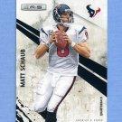 2010 Rookies and Stars Football #058 Matt Schaub - Houston Texans