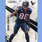 2010 Rookies and Stars Football #056 Andre Johnson - Houston Texans