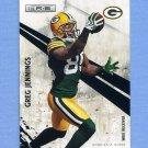 2010 Rookies and Stars Football #053 Greg Jennings - Green Bay Packers