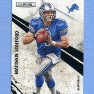 2010 Rookies and Stars Football #049 Matthew Stafford - Detroit Lions