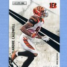 2010 Rookies and Stars Football #027 Andre Caldwell - Cincinnati Bengals