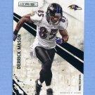 2010 Rookies and Stars Football #010 Derrick Mason - Baltimore Ravens