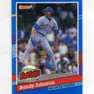 1991 Donruss Baseball Bonus Cards #BC02 Randy Johnson - Seattle Mariners