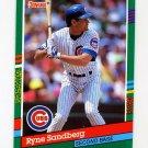 1991 Donruss Baseball #504 Ryne Sandberg - Chicago Cubs