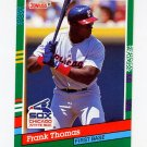 1991 Donruss Baseball #477 Frank Thomas - Chicago White Sox