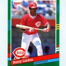 1991 Donruss Baseball #471 Barry Larkin - Cincinnati Reds