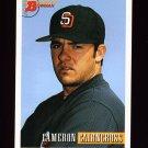 1993 Bowman Baseball #658 Cameron Cairncross RC - San Diego Padres