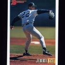 1993 Bowman Baseball #427 Jimmy Key - New York Yankees