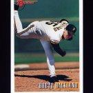 1993 Bowman Baseball #134 Brett Backlund RC - Pittsburgh Pirates