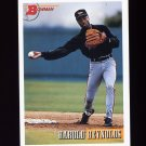 1993 Bowman Baseball #057 Harold Reynolds - Baltimore Orioles