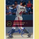 2000 Just Baseball Autographs #BA18 Talmadge Nunnari - Harrisburg Senators Autograph