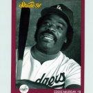 1991 Studio Baseball #185 Eddie Murray - Los Angeles Dodgers