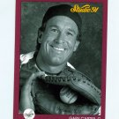 1991 Studio Baseball #182 Gary Carter - Los Angeles Dodgers