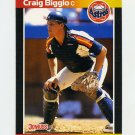 1989 Donruss Baseball #561 Craig Biggio RC - Houston Astros Ex