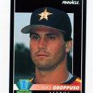 1992 Pinnacle Baseball #543 Mike Groppuso RC - Houston Astros