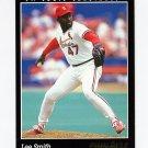 1993 Pinnacle Baseball #416 Lee Smith - St. Louis Cardinals