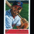 2001 Topps Gallery Baseball #064 Jim Thome - Cleveland Indians