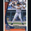 2002 Post Baseball #24 Bobby Higginson - Detroit Tigers