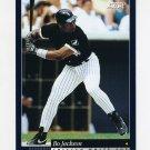 1994 Score Baseball #513 Bo Jackson - Chicago White Sox