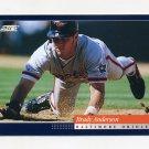 1994 Score Baseball #335 Brady Anderson - Baltimore Orioles