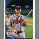 2010 Topps Update Baseball #US153 Brian McCann - Atlanta Braves
