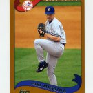 2002 Topps Baseball #020 Mike Mussina - New York Yankees