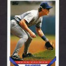1993 Topps Baseball #545 Dean Palmer - Texas Rangers