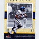 2002 Fleer Genuine Football #060 LaDainian Tomlinson - San Diego Chargers