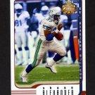 2002 Fleer Focus JE Football #010 Shaun Alexander - Seattle Seahawks