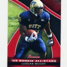 2009 Bowman Draft Football Rookie All-Stars #AS18 LeSean McCoy