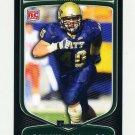 2009 Bowman Draft Football #213 Scott McKillop RC