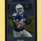 2007 Bowman Chrome Football #BC197 Terrell Owens - Dallas Cowboys