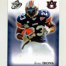 2007 Press Pass Football Wal-Mart Exclusive #WM4 Kenny Irons - Auburn