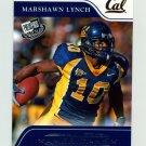 2007 Press Pass Football #76 Marshawn Lynch AA - California