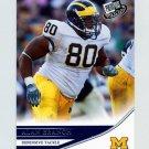 2007 Press Pass Football #25 Alan Branch - Michigan Wolverines