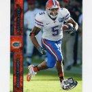 2008 Press Pass Football #39 Andre Caldwell - Florida Gators