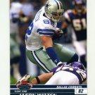 2008 Stadium Club Football #062 Jason Witten - Dallas Cowboys