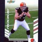 2007 Score Football #355 Joe Thomas RC - Cleveland Browns