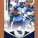 2011 Panini Gridiron Gear Football #150 Jared Cook - Tennessee Titans