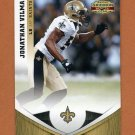 2011 Panini Gridiron Gear Football #113 Jonathan Vilma - New Orleans Saints