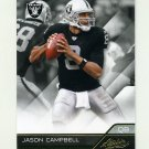 2011 Absolute Memorabilia Retail Football #071 Jason Campbell - Oakland Raiders