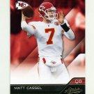 2011 Absolute Memorabilia Retail Football #051 Matt Cassel - Kansas City Chiefs