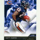 2011 Absolute Memorabilia Retail Football #021 Matt Forte - Chicago Bears